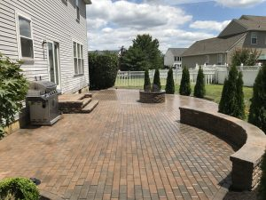 New Backyard Landscaping in Hainesport, NJ