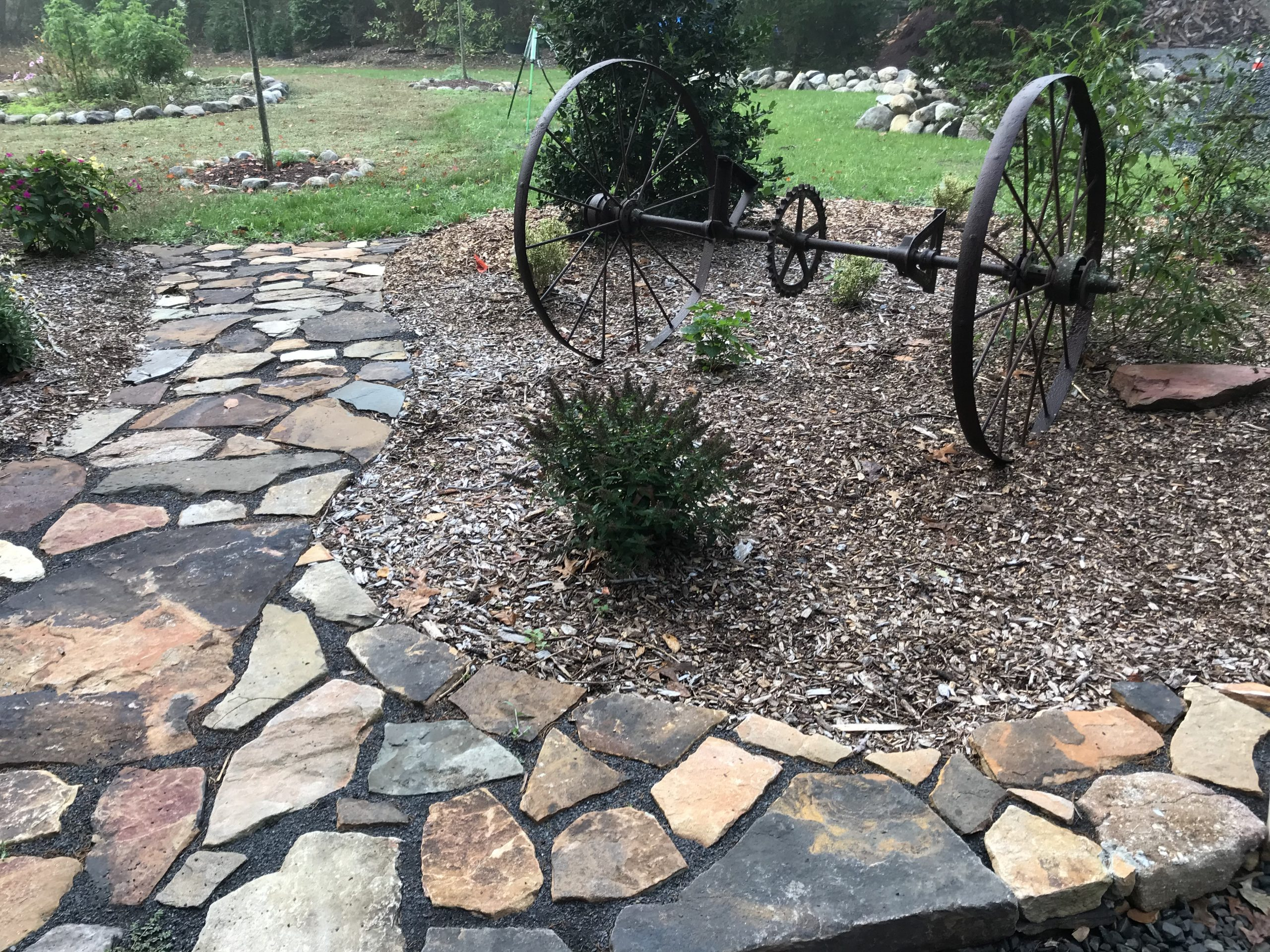 Plantings and Natural Stonework in Tabernacle, NJ